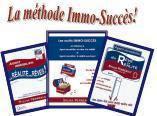 Suivre ce lien pour vous visiter son site et vous procurer ses livres en Immobilier!